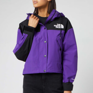 The North Face Women's Reign on Jacket - Hero Purple