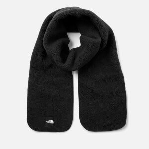 The North Face Men's Denali Fleece Scarf - TNF Black