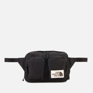 The North Face Kanga Shoulder Bag - TNF Black