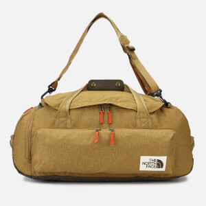 The North Face Men's Berkeley Duffle M Bag - TNF Black