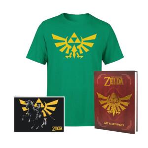 Lot La Légende de Zelda - Coffre d'Hyrule
