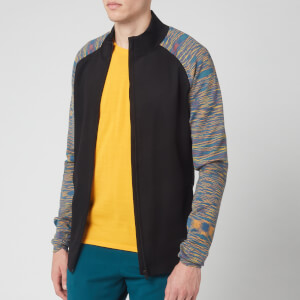 adidas X Missoni Men's P.H.X Jacket - Black 7 Active Gold