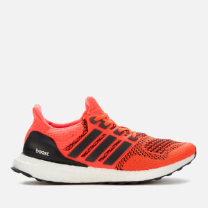 adidas Men's Ultra Boost Running Shoes - Solar Orange