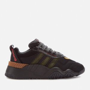 adidas Originals by Alexander Wang Turnout Trainers - Core Black/Yellow