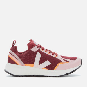 Veja Men's The Condor Running Shoes - Grenat/Dhalia