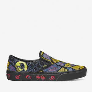 Vans X The Nightmare Before Christmas's Oogie Boogie Classic Slip-On Trainers - Multi