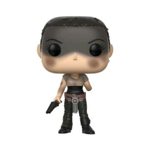 Figurine Pop! Imperator Furiosa Sans Bras EXC - Mad Max Fury Road