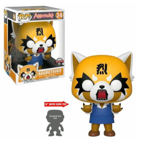 Figura Funko Pop! - Aggretsuko 10 pulgadas / 25cm EXC - Aggretsuko