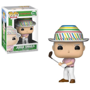 Caddyshack Judge Smails EXC Funko Pop! Vinyl
