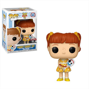 Disney: Toy Story 4 - Gabby Gabby Con Forky EXC (ESCLUSIVA VIP)