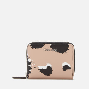 Calvin Klein Women's Assorted Medium Wallet - Pop Leo Nude