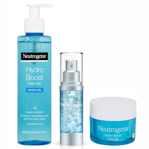 Neutrogena®Hydro Boost® Saving Bundle - 3-Step Facial Regime