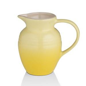 Le Creuset Stoneware Breakfast Jug - Soleil Yellow