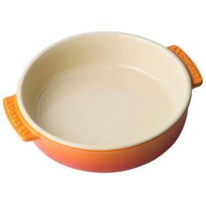 Le Creuset Stoneware Tapas Dish - 14cm - Volcanic