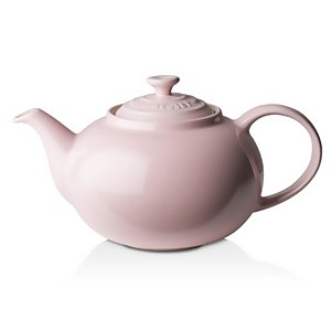 Le Creuset Stoneware Classic Teapot - Chiffon Pink