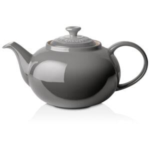 Le Creuset Stoneware Classic Teapot - Flint
