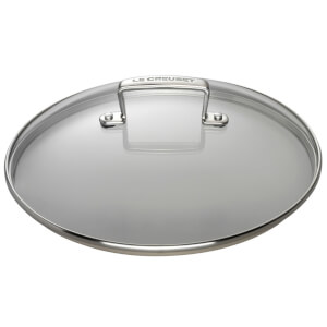 Le Creuset Toughened Non Stick Glass Lid  - 18cm
