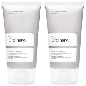 The Ordinary Squalane Cleaner Duo 50ml