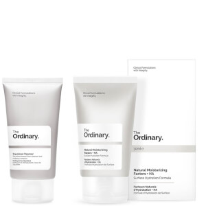 The Ordinary Natural Moisturising Factors and Squalane Cleanser