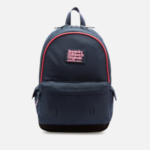Superdry Women's Strobe Light Montana Bag - Navy