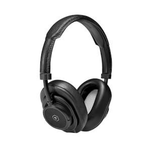 Master & Dynamic MW50 + Wireless On and Over Ear Headphones - Black