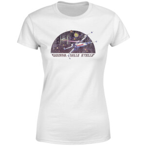 Star Wars X-Wing Italian Women's T-Shirt - White