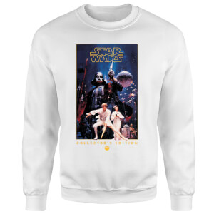 Star Wars Collector's Edition Sweatshirt - White