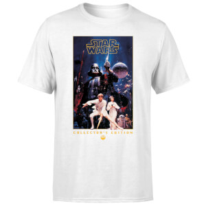 Star Wars Collector's Edition Men's T-Shirt - White