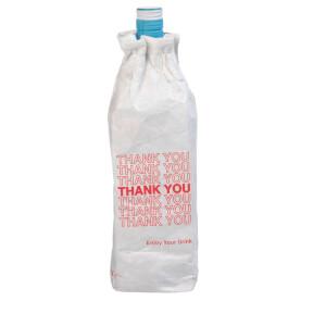 """Wein Kühltasche – """"Thank You"""""""