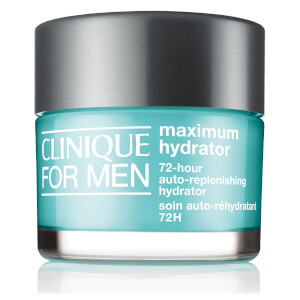 Clinique for Men Maximum Hydrator 72-Hour Auto-Replenishing Hydrator 50ml (Worth £50.00)