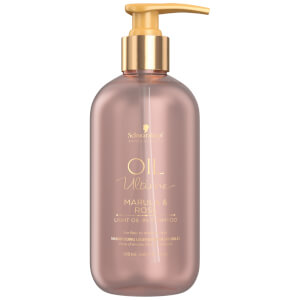 Schwarzkopf Professional Oil Ultime Marula & Rose Light Oil-In-Shampoo