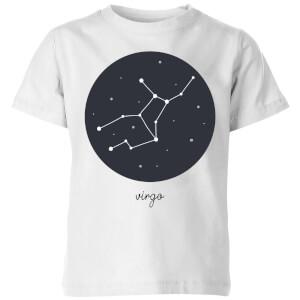 Virgo Kids' T-Shirt - White