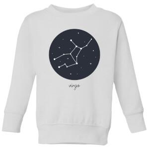 Virgo Kids' Sweatshirt - White