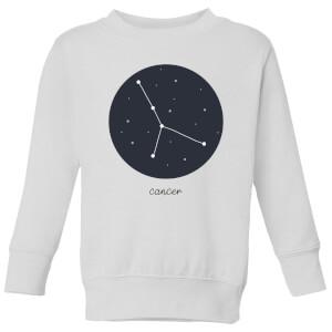 Cancer Kids' Sweatshirt - White