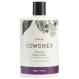 Cowshed AWAKE Bracing Body Lotion 500ml
