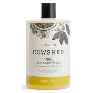 Cowshed REPLENISH Uplifting Bath & Shower Gel 500ml (Worth $44)
