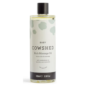 Cowshed Baby Rich Massage Oil 100ml