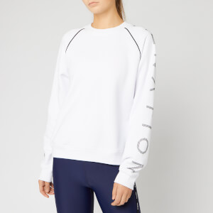 P.E Nation Women's Highline Sweatshirt - White