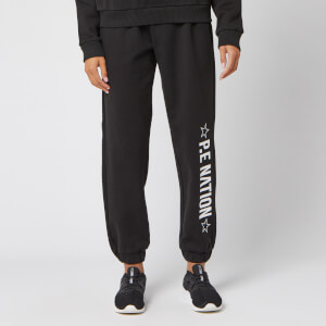 P.E Nation Women's Downclimb Track Pants - Black