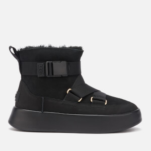 UGG Women's Classic Boom Buckle Boots - Black