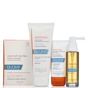 Ducray Sudden Thinning Hair Regimen (Worth $149)