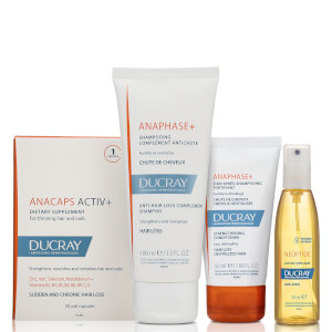 Ducray Chronic Thinning Hair Regimen for Women (Worth $157)