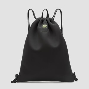 MP Drawstring Bag - Black