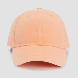 Acid Wash Cap - Orange