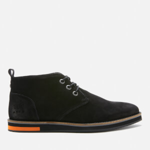 Superdry Men's Chester Chukka Boots - Black