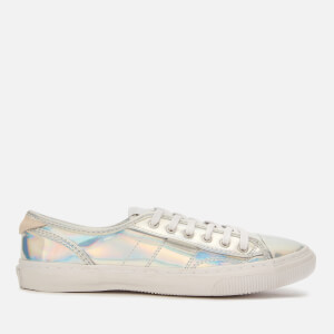 Superdry Women's Low Pro Luxe Trainers - Silver