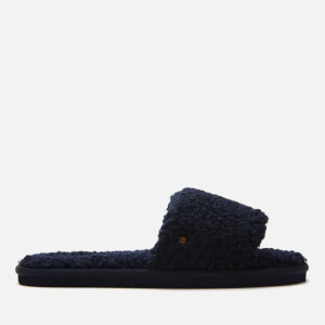 Superdry Women's Slipper Slide Sandals - Navy