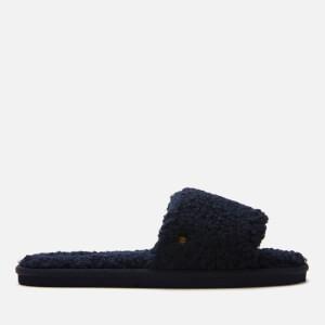 Superdry Women's Slipper Slide Sandals - Navy