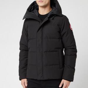 Canada Goose Men's Garibaldi Parka Jacket Jacket - Navy