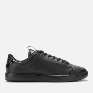 Lacoste Men's Carnaby Evo Light Leather Trainers - Black
